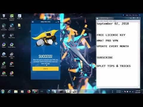 HMA Pro VPN 2020 Serial key