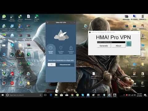 HMA Pro VPN 2020 with full crack