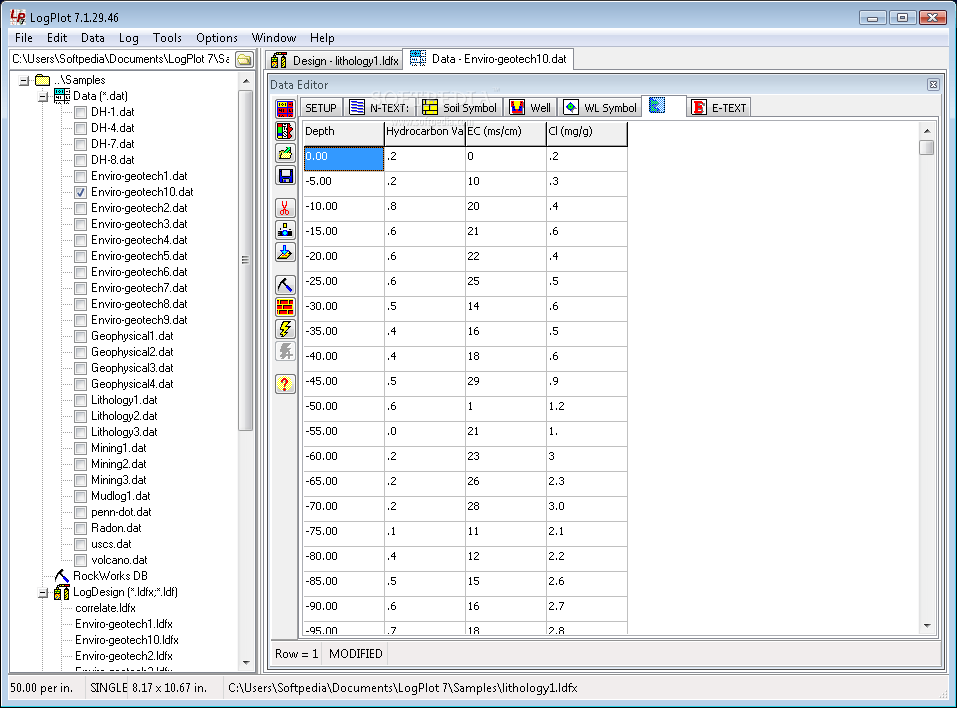 Logplot 7.4.79.105 with serial key
