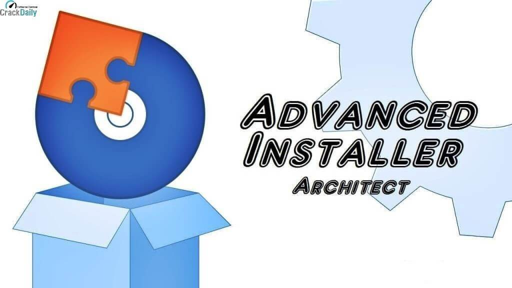 Advanced Installer Architect 2021 with Crack