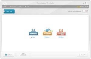 Freemake Video Downloader aka Fast YouTube Converter