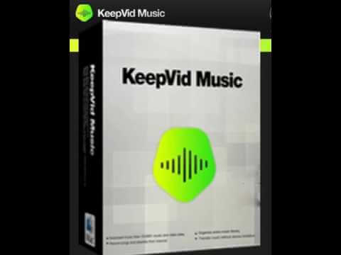 KeepVid Music 8.2.6.2 Crack Full Version 2019 Free Download