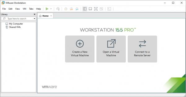 VMware Workstation 15 with Keygen