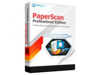 PaperScan Pro free scanner software for windows 10 twain scanner software