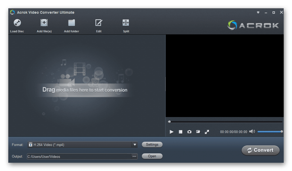 Acrok Video Converter Crack with 2020 Keygen