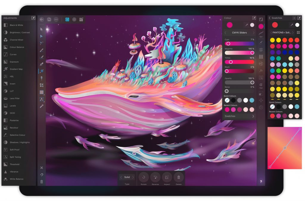 Affinity Photo 2020 with Serial key