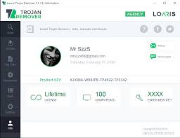 Loaris Trojan Remover 2020 Keygen