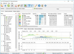 LizardSystems Wi-Fi Scanner 5.2.0.307 Crack + Keygen [2021]