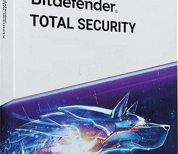 Bitdefender Total Security 2020 Crack With Keygen Free