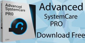Advanced SystemCare Pro 14.0.2.171 Crack + Torrent (2021) Download