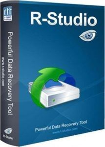 R-Studio 8.14 Build 179597 Crack With Registration Key [Latest]