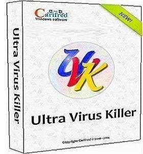 UVK Ultra Virus Killer 10.18.4.0 Crack License Key Download 2020