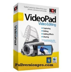 VideoPad Video Editor Pro Featured