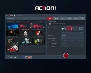 Mirillis Action 4.12.2 Crack + Keygen [Torrent] 2021 Full Download