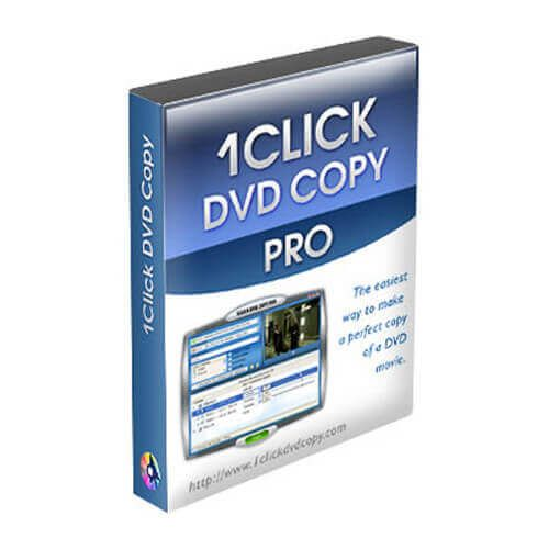 1CLICK DVD Copy Pro 5.2.1.5 + Activation Code 2020 Latest