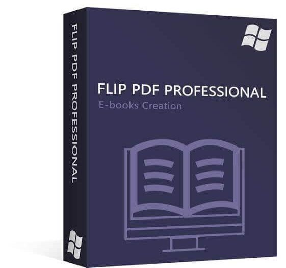 FlipBuilder PDF Professional 2.4.9 Crack Plus Registration Code Free Download