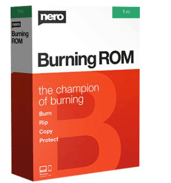 Nero Burning ROM 2021 Crack Free Download