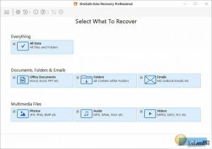 OneSafe Data Recovery Professional 8.0 + Crack [Full] | KoLomPC