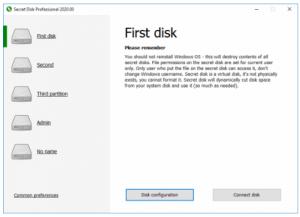 Secret Disk Pro 2020.01 + Crack Full [Latest] Free Download