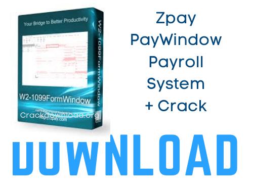 Zpay PayWindow Payroll System 2020 18.0.28 Crack Free