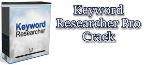 Keyword Researcher Pro 13.146 Crack Full Free Download