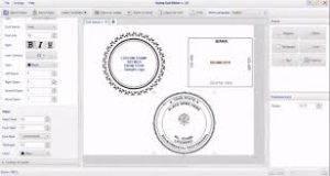 Stamp Seal Maker 3.189 (x64) With Crack | SadeemPC