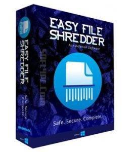 DOWNLOAD Easy File Shredder 1.3.855.1329 + Crack Keygen PATCH | 2021 UPDATED