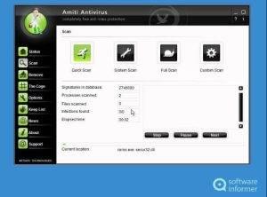 NETGATE Amiti Antivirus 25.0.800 (2021) Crack
