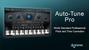 Antares AutoTune Pro 9.1.1 Crack + Serial Key {Win + Mac} free