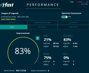 WTFAST 4.16.0.1902 Crack + Activation Key & Torrent [2021]