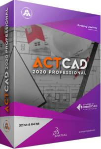 ActCAD Professional 9.2.710 Crack + Serial Key [Latest]