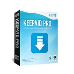 KeepVid Pro 7.5 Crack Full 2021 With Lifetime Key Download
