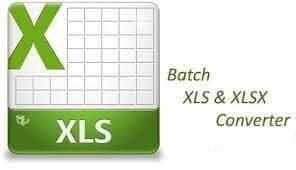 Batch XLS and XLSX Converter 2021.13.817.2410 Crack Download